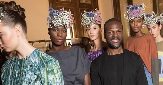 Haute couture: «Des barrières sont en train de tomber»