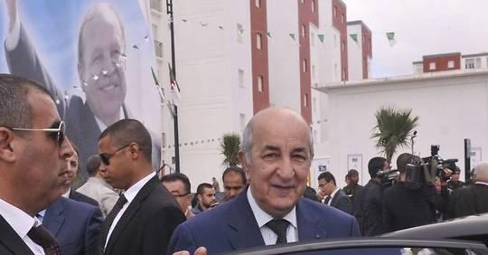 Algérie: une cartographie politique complètement chamboulée