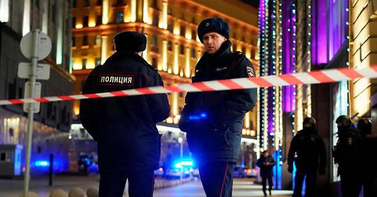 Moscou: une fusillade éclate près du siège du FSB