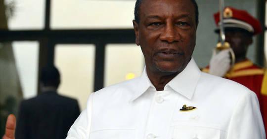 Guinée – Nouvelle Constitution: Alpha Condé persiste et signe
