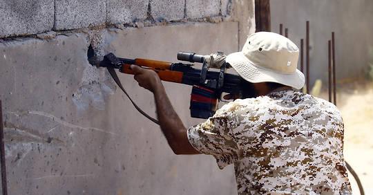 Luc de Barochez – En Libye, la guerre d'Ankara et de Moscou contre l'Europe