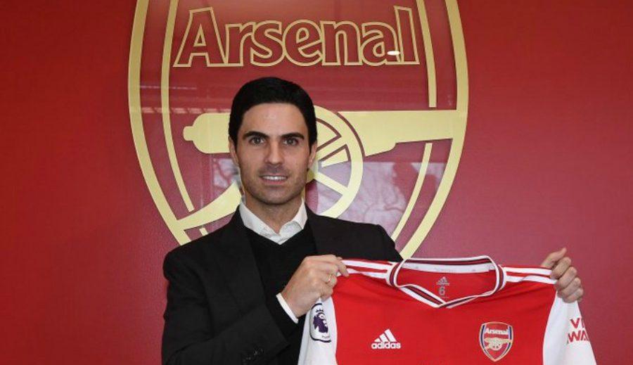 Arteta à Arsenal, c'est officiel !