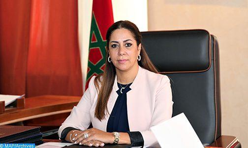Mme Bouchareb à la COP25: Le Maroc s'est engagé depuis 2000 en faveur de l'égalité genre