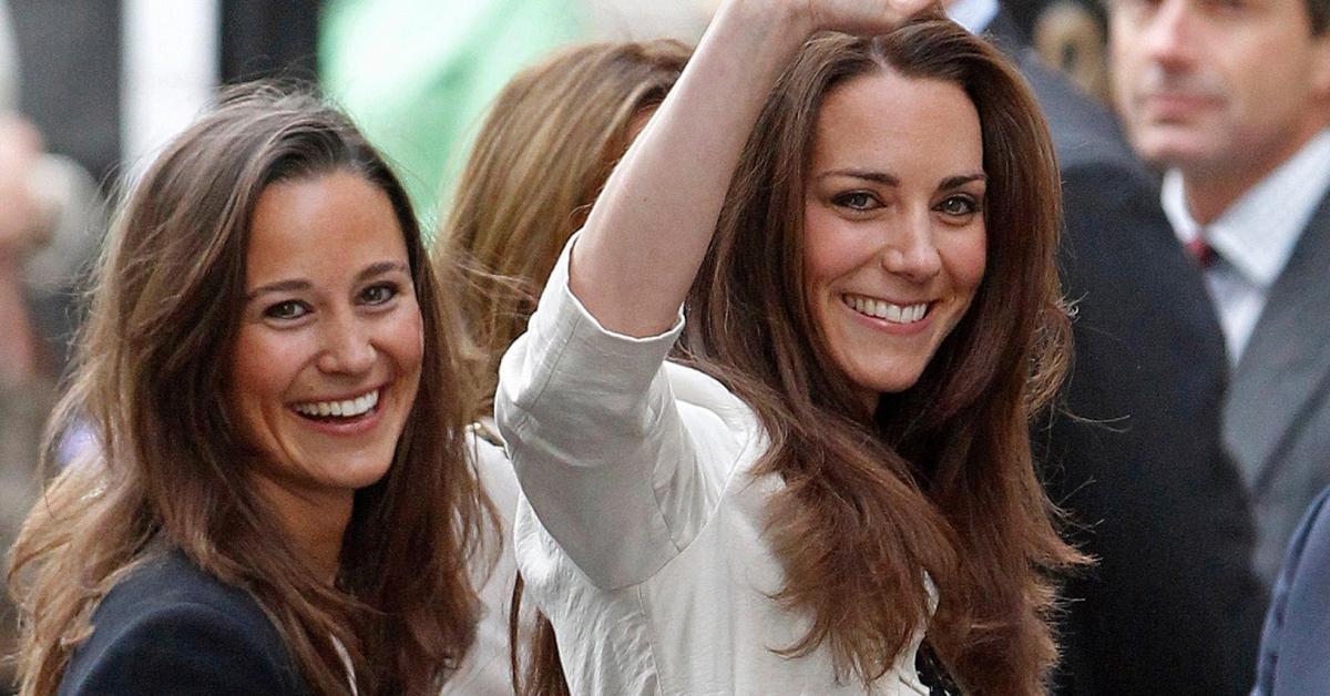 Kate Middleton jalouse de sa sœur Pippa ? Les étonnantes révélations