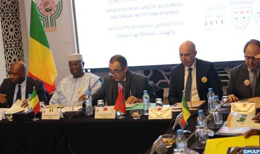 Développement en Afrique: la contribution des CES revêt une importance «toute particulière»