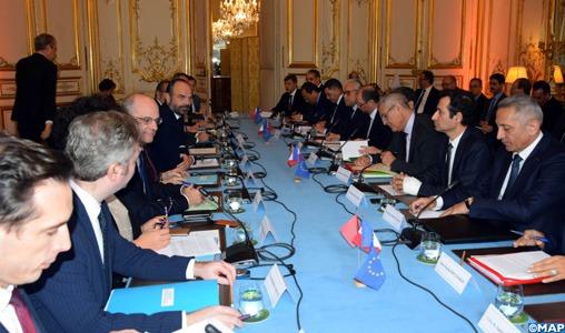 Le développement de l'Afrique, au coeur de l'intérêt commun du Maroc et de la France