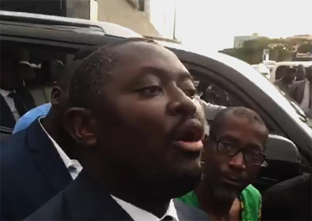 Opération Scorpion: L'immunité parlementaire de Ndoundangoye levée – Gabonreview.com